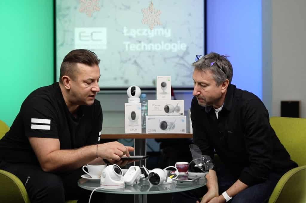 Nowy film na kanale Łączymy Technologie - recenzja rozwiązań EZVIZ