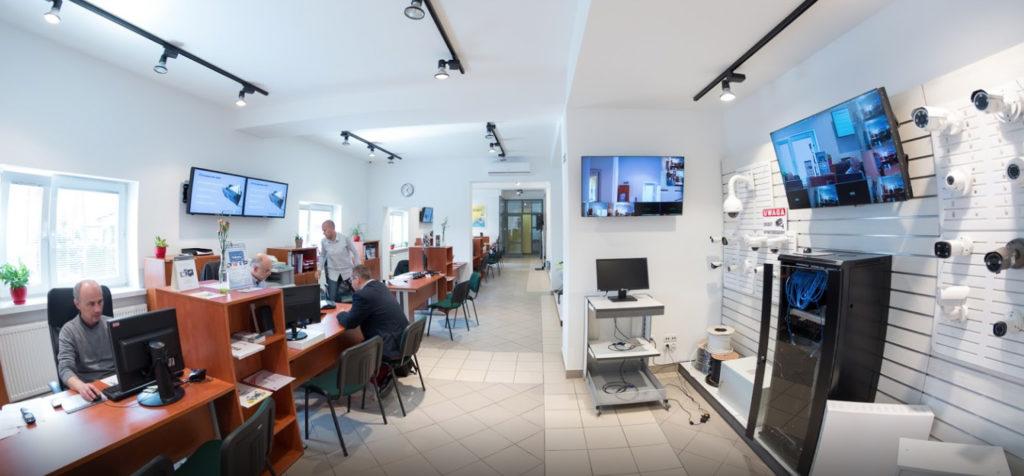 Wnętrze firmy EC System