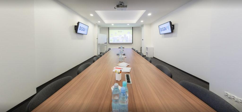 Sala konferencyjna w EC System