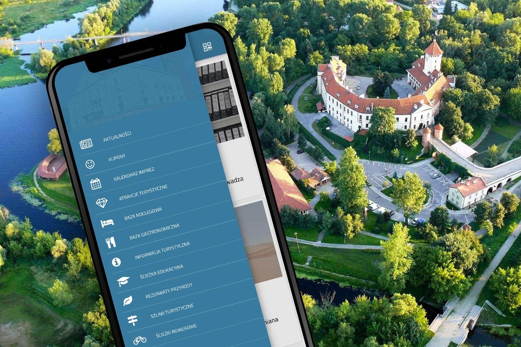 Aplikacja dla miasta Pułtusk