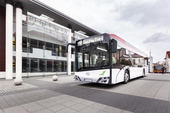 Solaris Urbino 12 - DSDi Flow - dostawa systemu analityki przepływów ludzkich dla Solaris Bus
