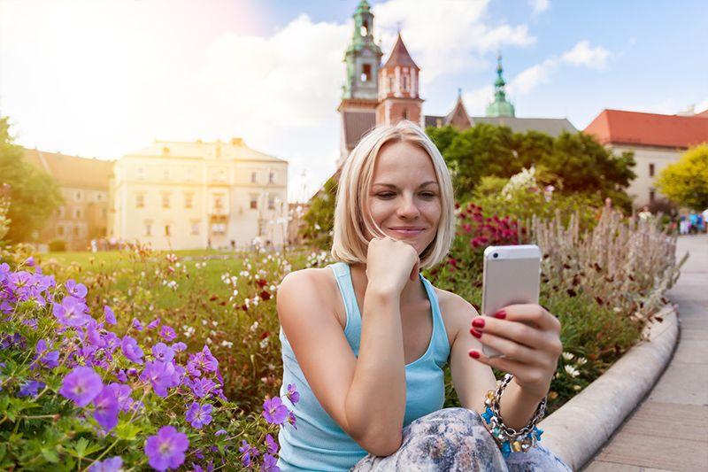Aplikacja mobilna w Zamku Królewskim na Wawelu