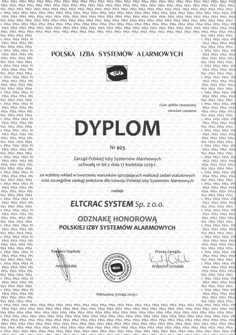 PISA dyplom