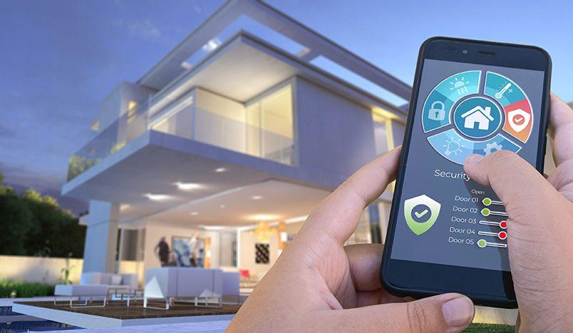 smart home i aplikacja